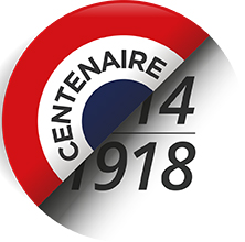 logo label centenaire miniature